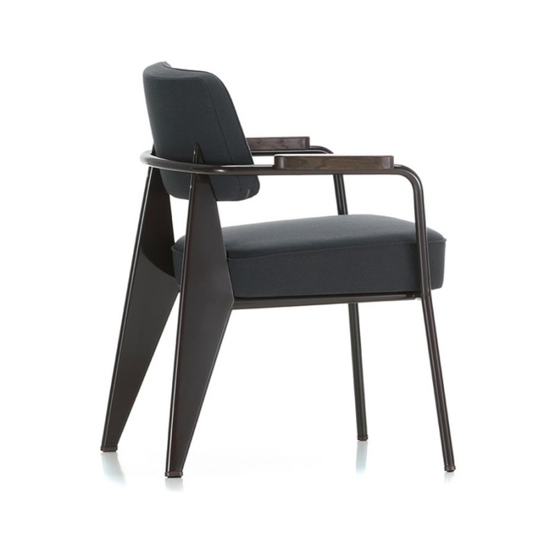 fauteuil direction est un fauteuil de jean prouv et vitra. Black Bedroom Furniture Sets. Home Design Ideas