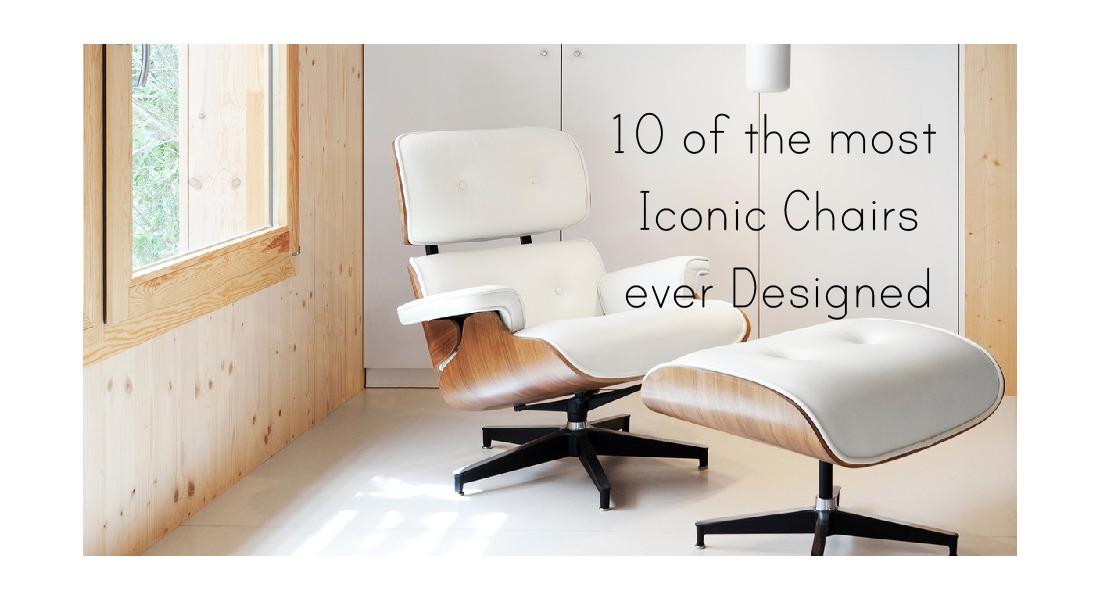 10 of the most iconic chairs